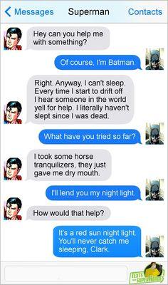 Marvel Vs, Marvel Memes, Marvel Funny, Batman And Superman, Marvel Dc Comics, Superhero Texts, Texts From Superheroes, Nananana Batman, Comic Text