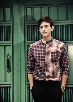 Korean Men, Korean Actors, Roaring Currents, Kwon Yool, Lets Fight Ghost, Celebs, Celebrities, Kdrama, Men Casual