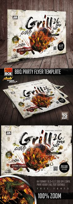 Carta Restaurant, Restaurant Flyer, Restaurant Menu Design, Flyer Design Inspiration, Web Design, Layout Design, Poster Festival, Banners, Poster Art