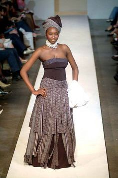 Look at these traditional african fashion 6788 South African Fashion, African Fashion Designers, African Inspired Fashion, Africa Fashion, African Print Dresses, African Wear, African Attire, African Dress, African Prints