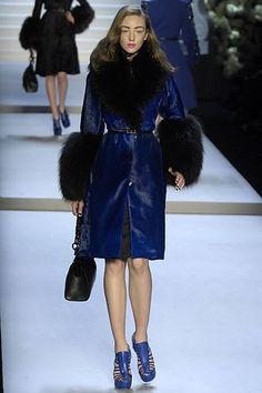 Christian Dior Fall 2007 Ready-to-Wear Fashion Show - Johanna Stickland