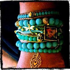 Stacked by Amanda Marcucci jewelery