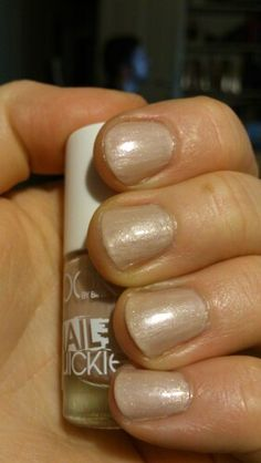 Look by Bipa nail quickie - nude
