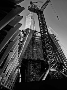 A Visit to the Top of the World Trade Center -- Daily Intelligencer View of Tower One from the ground