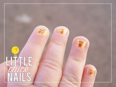 Little Chick Nails