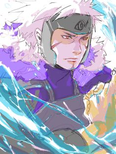 Image uploaded by April Hyuga. Find images and videos about tobirama senju on We Heart It - the app to get lost in what you love. Anime Naruto, Naruto Boys, Naruto Fan Art, Anime Manga, Naruto Shippuden, Kakashi, Blue Exorcist, Akatsuki, Cowboy Bebop