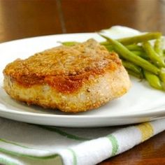 These Best Pork Chops are perfectly juicy with a crunchy, flavorful Pan-Fried Pork Chop coating.