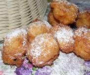 Pączki z patelni - PrzyslijPrzepis.pl Muffin, Breakfast, Food, Morning Coffee, Essen, Muffins, Meals, Cupcakes, Yemek