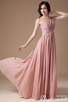 Short pink sparkly bridesmaid dresses