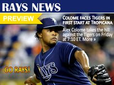 TAMPA BAY RAYS - 06/27/2013