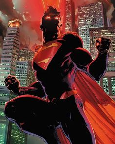 By @tonysdanielx and Tomeu Morey  #Superman #DC #DCComics