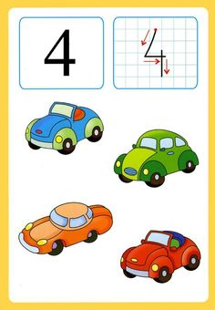 Preschool and toddler crafts,projects and activities - Part 46 Number Flashcards, Flashcards For Kids, Kids Math Worksheets, Hindi Worksheets, Math For Kids, Lessons For Kids, Fun Math, Math Lessons, Kindergarten Projects