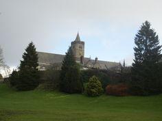 Dunblane Scotland  - (explore your biking wanderlust on www.motorcyclescotland.com) Biking, Scotland, Wanderlust, Explore, Mansions, House Styles, Manor Houses, Bicycling, Villas