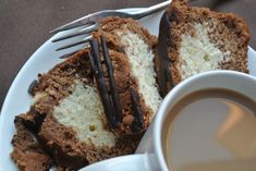 Mocha Marble Loaf Ca