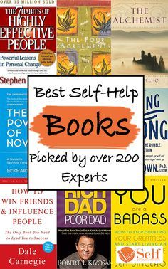 We've compiled over 200 influencers and asked them this. 'What is the best self help book you've ever read and why is it different from the rest?' This post is here to give you a list of the number 1 book that has helped these influencers tremendously in their lives.