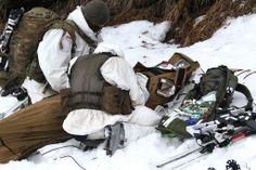 """Cold Response 2014"" - German Army Fernspäher (LRRP)"