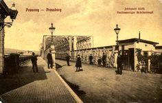 Dovidenia, viszontlátásra, auf Wiedersehen, Starý most! (26 veľkých fotografií) - Bratislavské rožky Bratislava, Austro Hungarian, Empire, Movies, Movie Posters, Pictures, Times, People, Photos