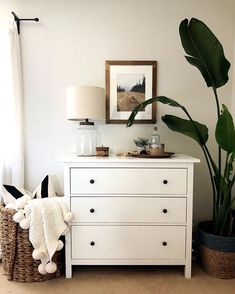 61 Minimalist Bedrooms Ideas with Cheap Furniture ⋆ aegis Marvelous Minimalist Bedroom Decor Ideas All Time Best Cool Ideas: Minimalist Kitchen Decor Marble Counters minimalist de. Bedroom Dressers, Bedroom Chest, White Bedroom Dresser, Bedroom Dresser Styling, Cheap Furniture, Furniture Ideas, Furniture Online, Furniture Stores, New Room