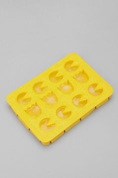 Pac-Man ice cube tray at Urban Outfitters