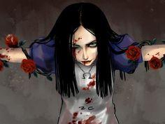 Alice Madness Returns art wallpaper