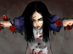 Alice Madness Returns art wallpaper
