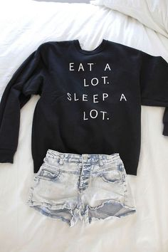 Teenage Fashion Blog: Eat # Sleep # Outfit Luv it xxxx ❤️❤️