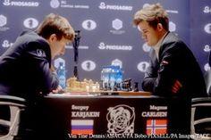 Армагеддон в Нью-Йорке: сегодня мир узнает имя шахматного короля (видео)
