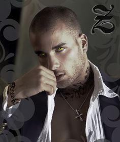 Image detail for -Character Look-Alikes - Zsadist From The Black Dagger Brotherhood ...