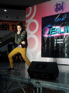 Julian Trono for iBilib Mall Show