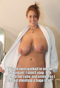 Hot sexy young mom