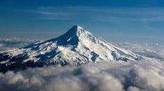 mount rainier to mount hood - Google Search Mountain Outline, Mount Hood, Mount Rainier, Mount Everest, Graphics, Mountains, Google Search, Nature, Travel
