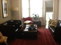 Living Room Before Looking West The Good Love Carpet I Was Given As