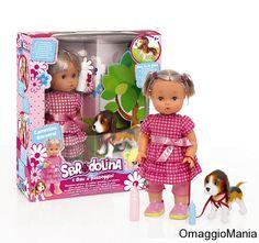 Bambola Sbrodolina con sconto del 40% - http://www.omaggiomania.com/promozioni/bambola-sbrodolina-con-sconto-del-40/