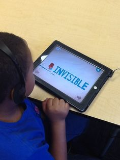 Higher Level Thinking with iPads in Lower Elementary