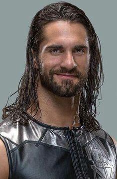 Seth--The Beast Slayer! Wwe Seth Rollins, Seth Freakin Rollins, Burn It Down, Wwe World, Drew Mcintyre, Sexy Beard, Smile Photo, Wrestling Wwe, Becky Lynch