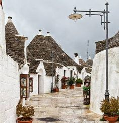 Trulli Qeen old town