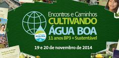 12° Encontro do CAB segue com palestras até o final do dia  O Programa Cultivando Água Boa (CAB) é um movimento que estimula a população a mudar valores no modo de viver, produzir e consumir. Para isso, a Itaipu Binacional e os parceiros do CAB, estão participando, desde ontem (19) do 12° Encontro que conta com participações internacionais.