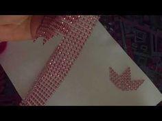 Beads Clothes, Saree Kuchu Designs, Hand Tools, Symbols, Make It Yourself, Education, Crochet, Blog, Ideas