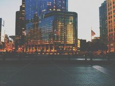 Check out Trump Tower from a Bridge by Sam Daniels on Creative Market