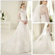 Long Sleeve Wedding Gowns Xz677 70 Breathtaking Dresses To Look Like A Real Princess