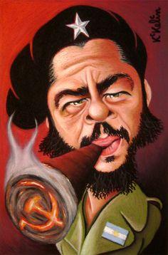 """Benicio del Toro es Ché Guevara en """"Ché"""""""