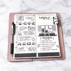 Agenda Planner, Life Planner, Planner Ideas, Hobonichi Techo, Hobonichi Ideas, Bullet Journal Ideas Pages, Bullet Journals, Journal Organization, Custom Planner