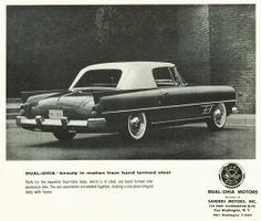 Dual-Ghia, 1957