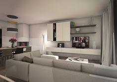 Living room... Italy artemide cadmo