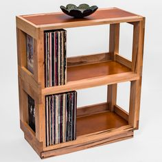 Unique Vinyl Lp Storage Cabinet