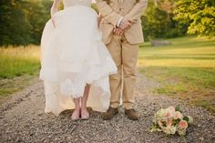 french country wedding. pink, soft blue & LACE. @Rachel Rodgers Kristin Partin Photography