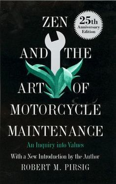 A narration of a summer motorcycle trip undertaken by a father and his son, the book becomes a personal and philosophical odyssey into fundamental questions of how to live. The narrator's relationship with his son leads to a powerful self-reckoning the craft of motorcycle maintenance leads to an austerely beautiful process for reconciling science, religion, and humanism.