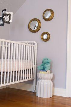 baby girl nursery #farrowandball #adelelexington
