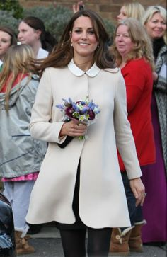 Duchess Of Style! Kate Middleton Voted Best Dressed Pregnant Star By Vanity Fair - Celebrity Gossip, News & Photos, Movie Reviews, Competitions - Entertainmentwise