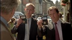 Inspector Lewis: Masterpiece Mystery PBS